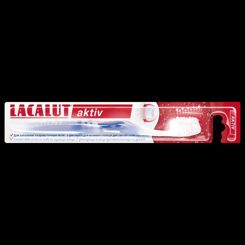 Четка за зъби Лакалут актив