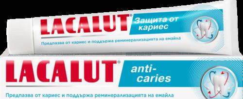 Лакалут anti caries паста за зъби